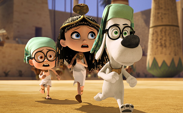 Mr. Peabody & Sherman | ''No love for Mr. Peabody & Sherman ?'' — Steven Leitner