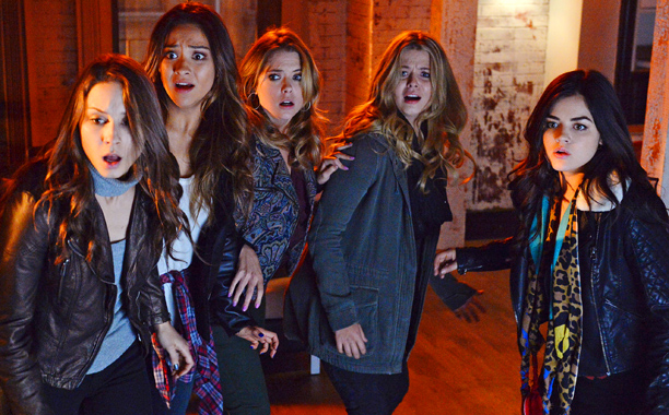 Stars: Lucy Hale, Troian Bellisario, Ashley Benson, Shay Mitchell What to expect: Last we left Rosewood, Ali was back, Ezra was shot, ''A'' had gotten…