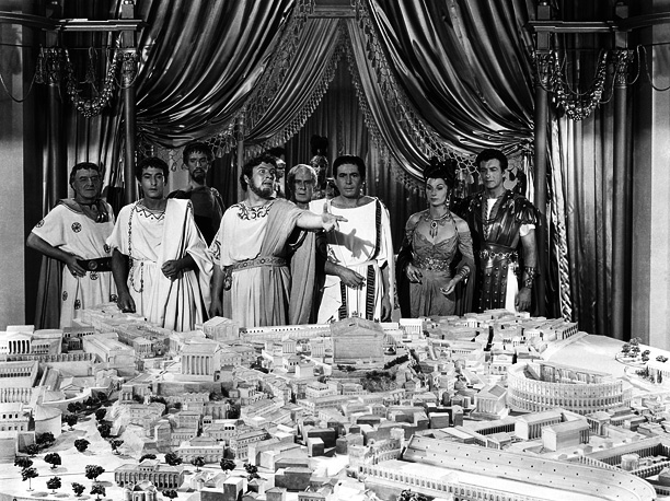Golden era MGM takes on Christ! The lavish story of Roman-Christian conflict was universally loved thanks to star turns by Robert Taylor, Deborah Kerr, and…