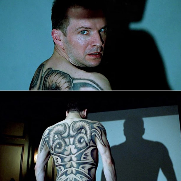 Psycho killer Dolarhyde (played by Ralph Fiennes above but also inkily immortalized by Tom Noonan in 1986's Manhunter ) may have been known as the…