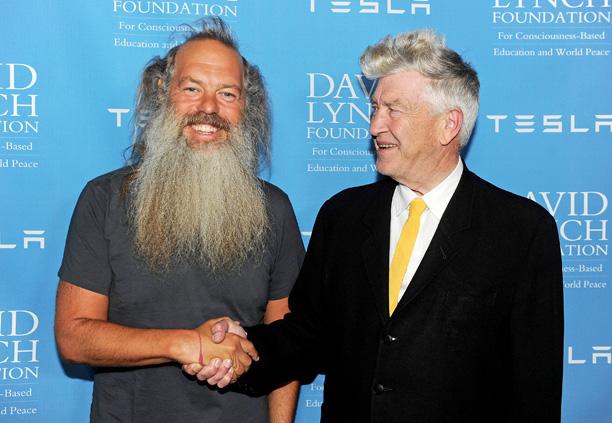 Rick Rubin David Lynch