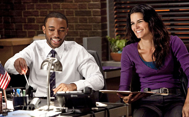 Rizzoli And Isles Lee Thompson Young