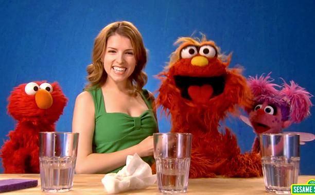 Sesame Street Anna Kendrick