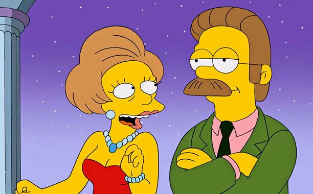 Simpsons Krabappel