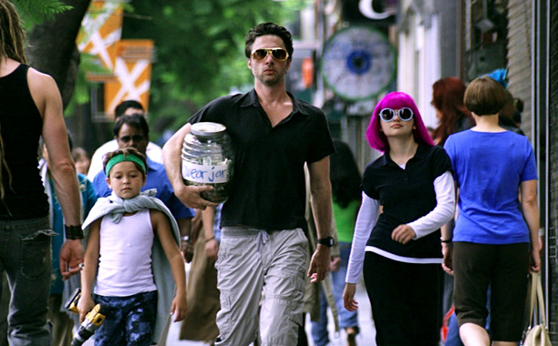 Zach Braff | It's taken 10 years for Zach Braff to make his second feature (after Garden State , a movie I loved), and given that he funded…