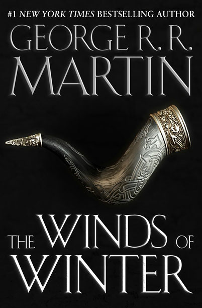 The Winds Of Winter Book Cover