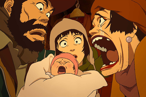 ''The works of the late Satoshi Kon . The criminally unknown director who helped inspire directors like Christopher Nolan and Darren Aronofsky wielded the animated…