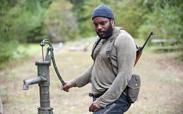 Walking Dead 414 Tyreese