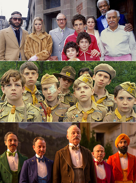 Wes Anderson | In Wes Anderson's world, what people wear speaks volumes about their internal life — so much so that they rarely change their clothes. (And when…