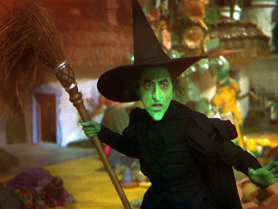 Margaret Hamilton, The Wizard of Oz