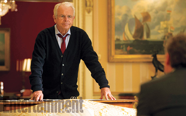 President James Heller (William Devane)