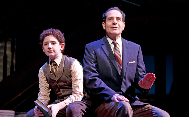 ACT ONE Matthew Schechter and Tony Shalhoub