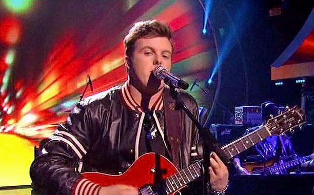 American Idol Recap Alex