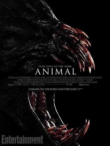 Animal Movie Poster