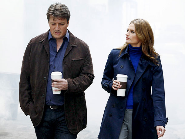 Castle (2009-present) He's a crime novelist, she's the NYPD homicide detective he tailed for inspiration. We've known they were meant for each other since season…