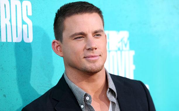 Channing Tatum MTV Movie Awards