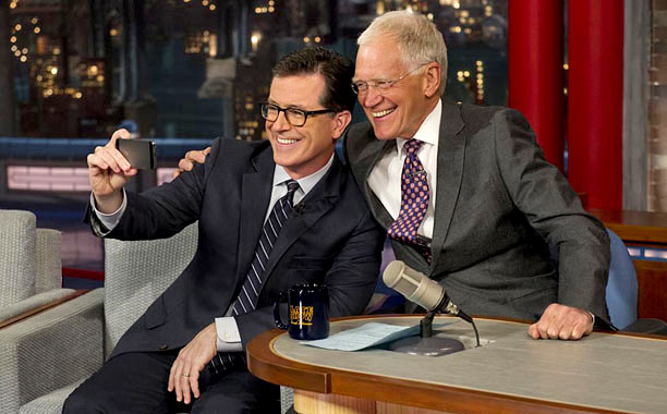 The CBS Television Network today announced that Stephen Colbert, the host, writer and executive producer of the Emmy and Peabody Award-winning ⠜The Colbert Report,â will…