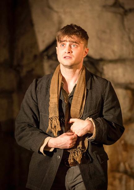 THE CRIPPLE OF INISHMAAN Daniel Radcliffe