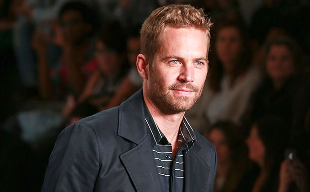 Paul Walker at Sao Paulo Fashion Week Summer on March 21, 2013