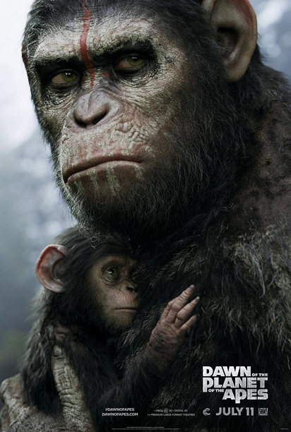 Devastating. I'm already crying. Cute Ape Baby is already a frontunner for Rookie of the Year, Summer 2014 Edition. A