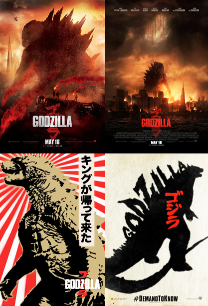 If Godzilla: The Movie is half as good as Godzilla: The Marketing Campaign , it'll be the movie of the summer. A
