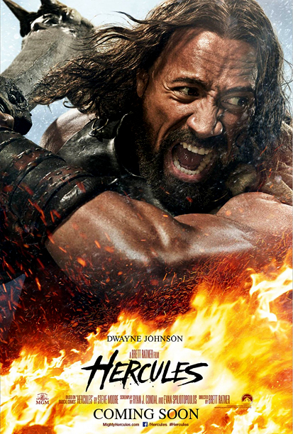 Crucially unclear how this isn't just The Scorpion King again. But The Rock gives good warface. C