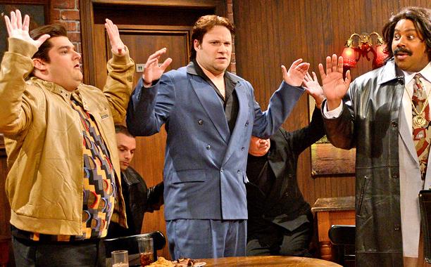 Saturday Night Live Seth Rogen