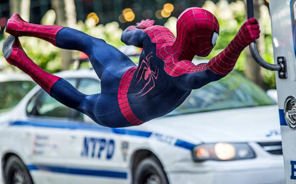 Spider Man Andrew Garfield