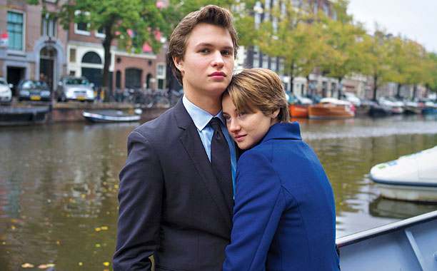 STARS Woodly and Elgort who star together in Divergent , grace the screen together again in this adaptation of The Fault in Our Stars