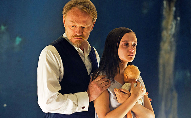 QUIET DOWN Jared Harris shines, but The Quiet Ones should have remained silent.