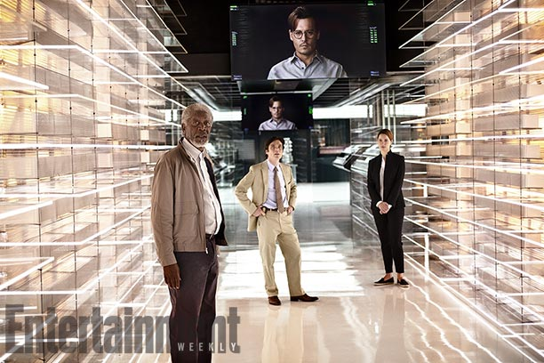 The directorial debut of Wally Pfister, Christopher Nolan's longtime cinematographer, Transcendence follows a computer scientist (Johnny Depp) who spends his time studying artificial intelligence. However,…