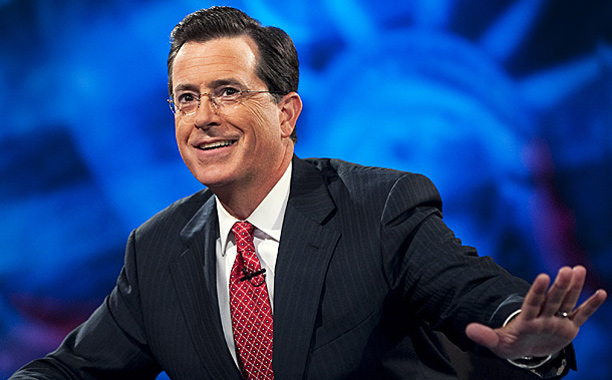 TV COLBERT REPORT