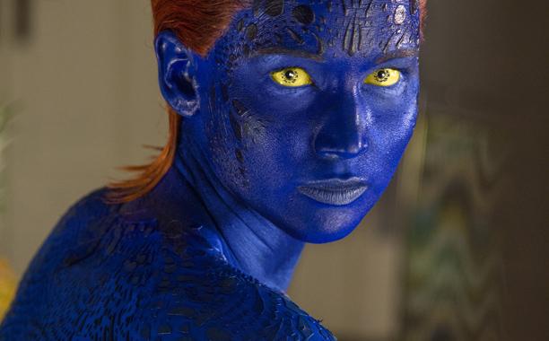X Men Jennifer Lawrence