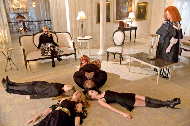 The song: Fleetwood Mac, ''Seven Wonders'' The episode: ''The Seven Wonders'' (313) The hook: Stevie Nicks kicked off Coven 's Jan. 29 finale with a…