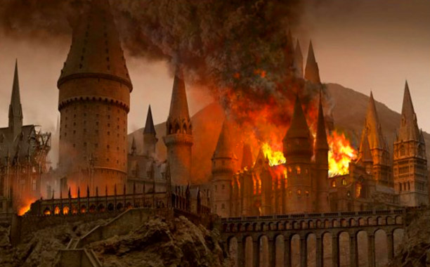 Battle Of Hogwarts 01