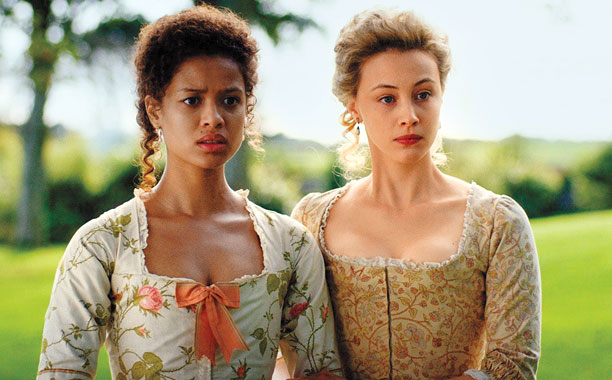 BELLE DONE Gugu Mbatha-Raw is a revelation as the titular character in Belle .