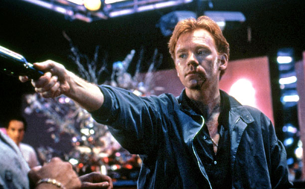 GO HOME: David Caruso