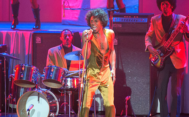 When 42 breakout Chadwick Boseman plays Godfather of Soul James Brown, it'll be steamy as as a hot tub ...or, at the very least, cause…