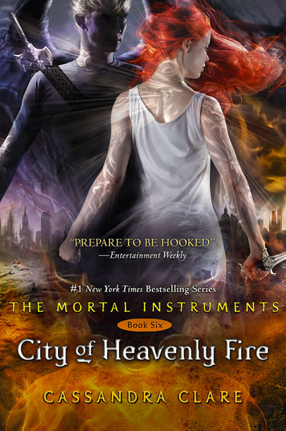 CITY HEAVENLY FIRE