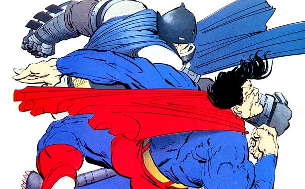 Dark Knight Returns Batman Vs Superman