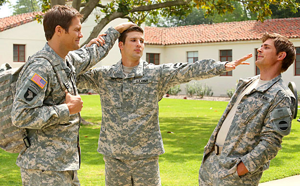 Fall Tv Enlisted