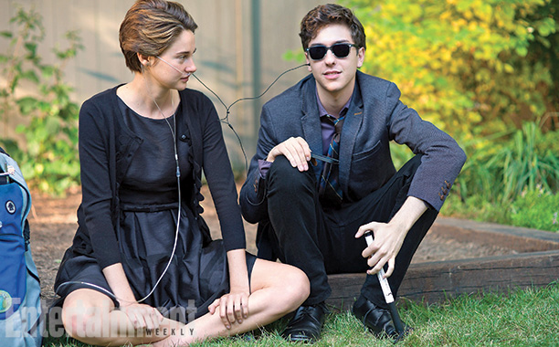 Shailene Woodley, The Fault in Our Stars