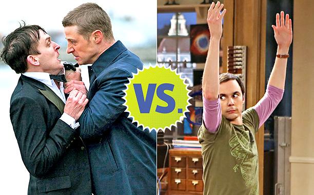 Gotham Big Bang Theory