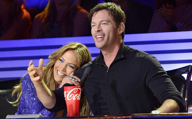 Harry Connick Jr Jennifer Lopez American Idol