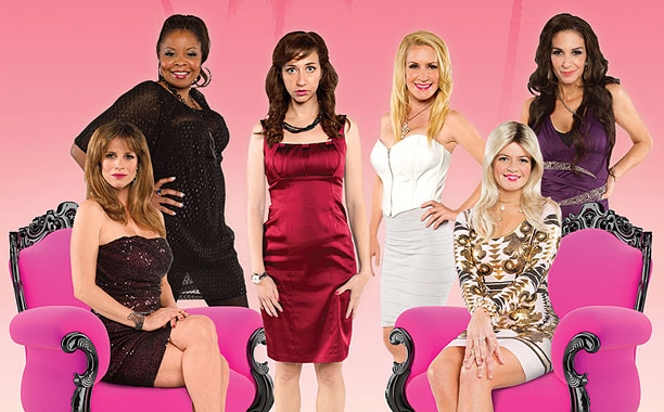 In the unfortunate fashion of countless Real Housewives before them, the six Orlando ''society'' ''ladies'' of this Hulu parody series carry on the grand tradition…