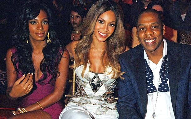 Jay Z Solange Beyonce