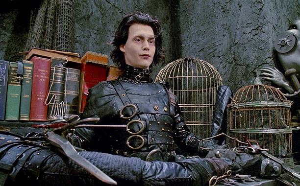 TV Triumph: 21 Jump Street Film Follow-Up: Edward Scissorhands From teen punk to cult icon. Scissorhands began Depp's longtime collaboration with Tim Burton that would…