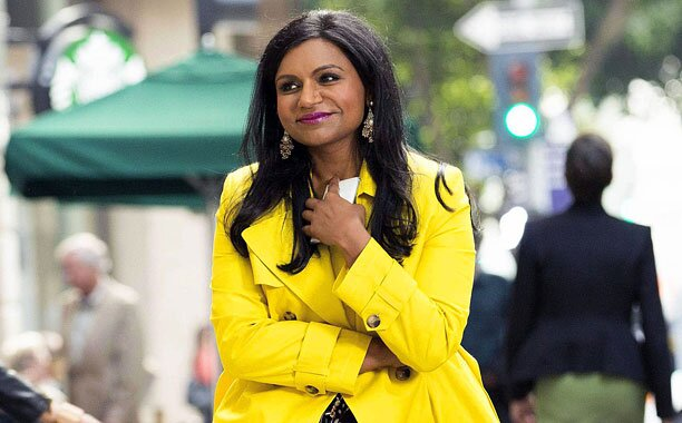 Mindy Kaling Interviews Billy Crystal Ahead Of Mindy Project Finale Ew Com