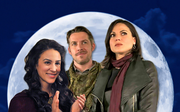 How evil does Regina get if Robin chooses Marian?, Once Upon a Time , 54% 2. Maks and Meryl almost kiss at the end of…