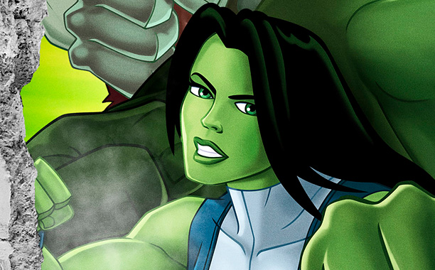 She Hulk Eliza Dushku
